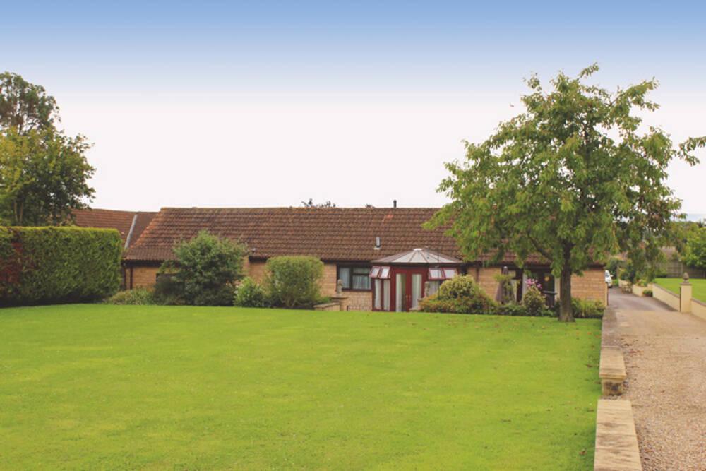Garden, Care Homes  Somerset